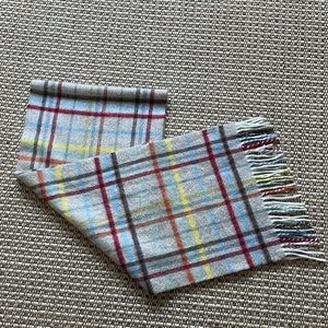 Burberry The Classic Check Cashmere Scarf authentic